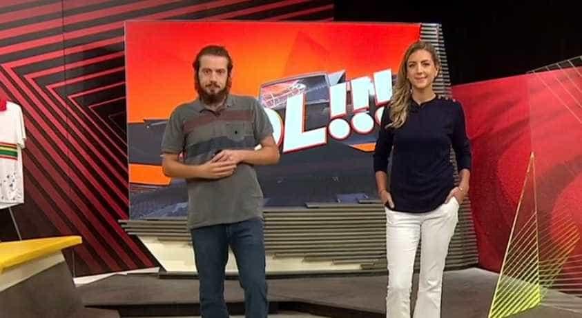 Globo suspende apresentador após polêmica em jogo; clube quer processar