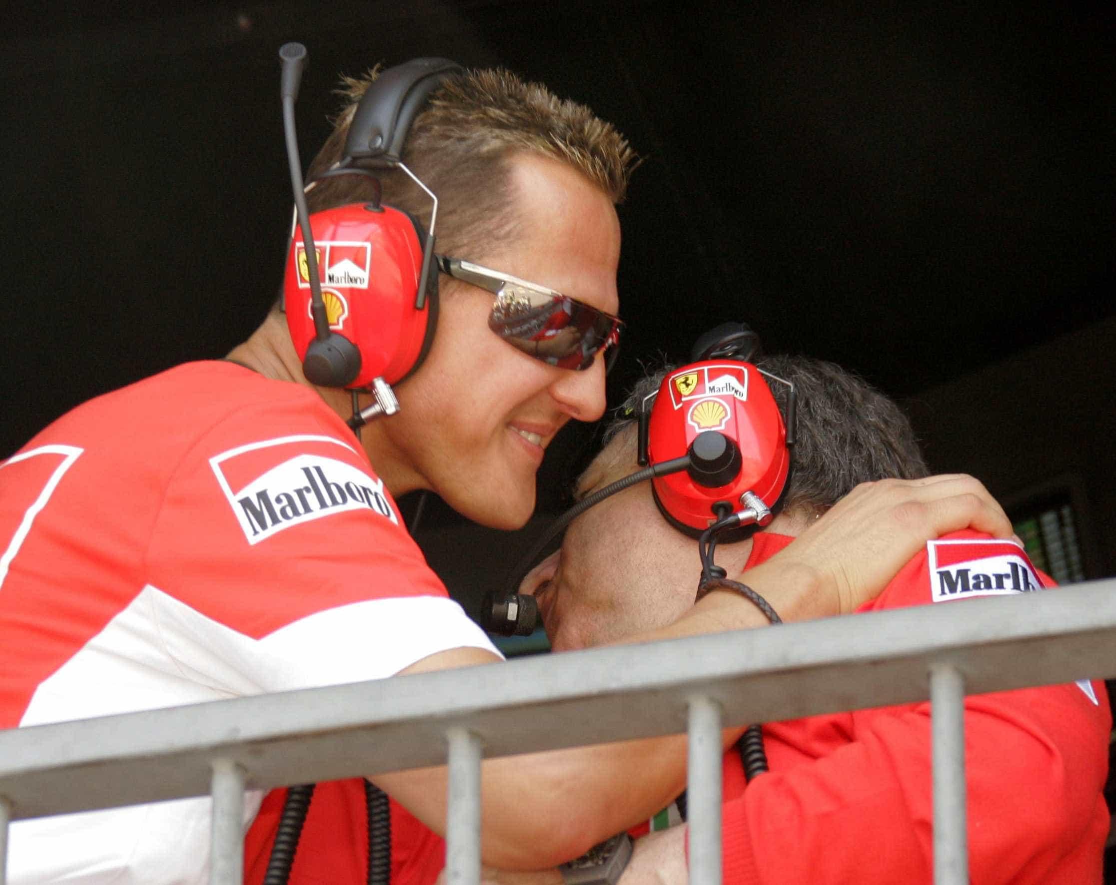 Jean Todt diz que assistiu a GP do Brasil com Schumacher