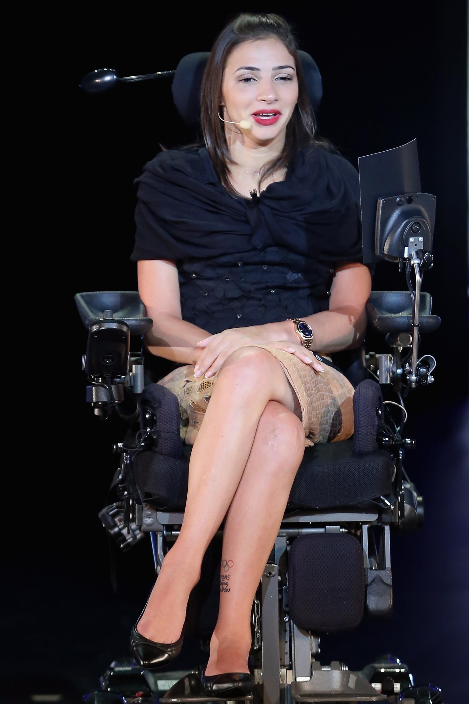 As celebridades que superaram as deficiências