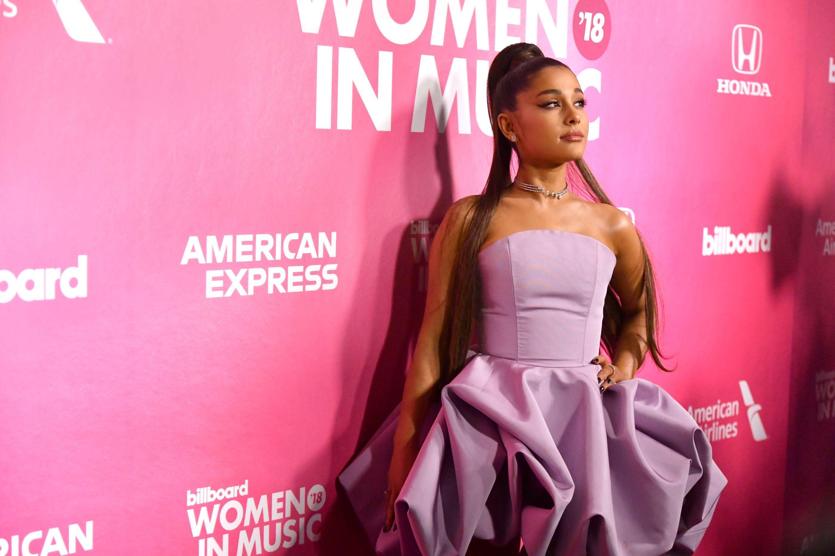 Ariana Grande diz que esse foi o 'pior ano da sua vida'