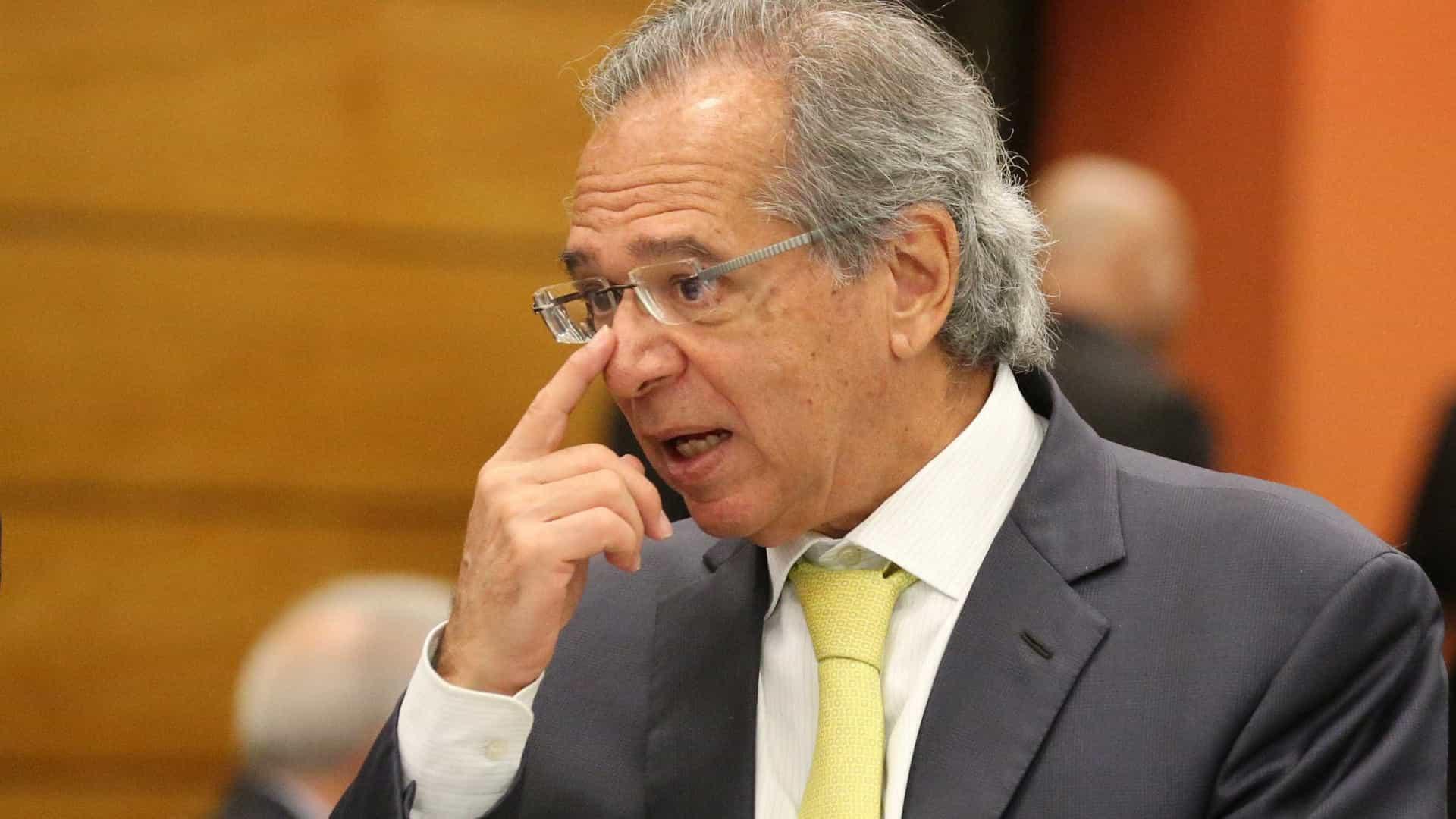 Guedes indica funcionário de carreira para Procuradoria da Fazenda
