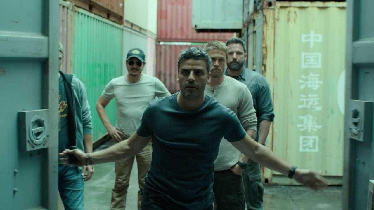 'Operação Fronteira': próximo filme da Netflix está cheio de 'estrelas'