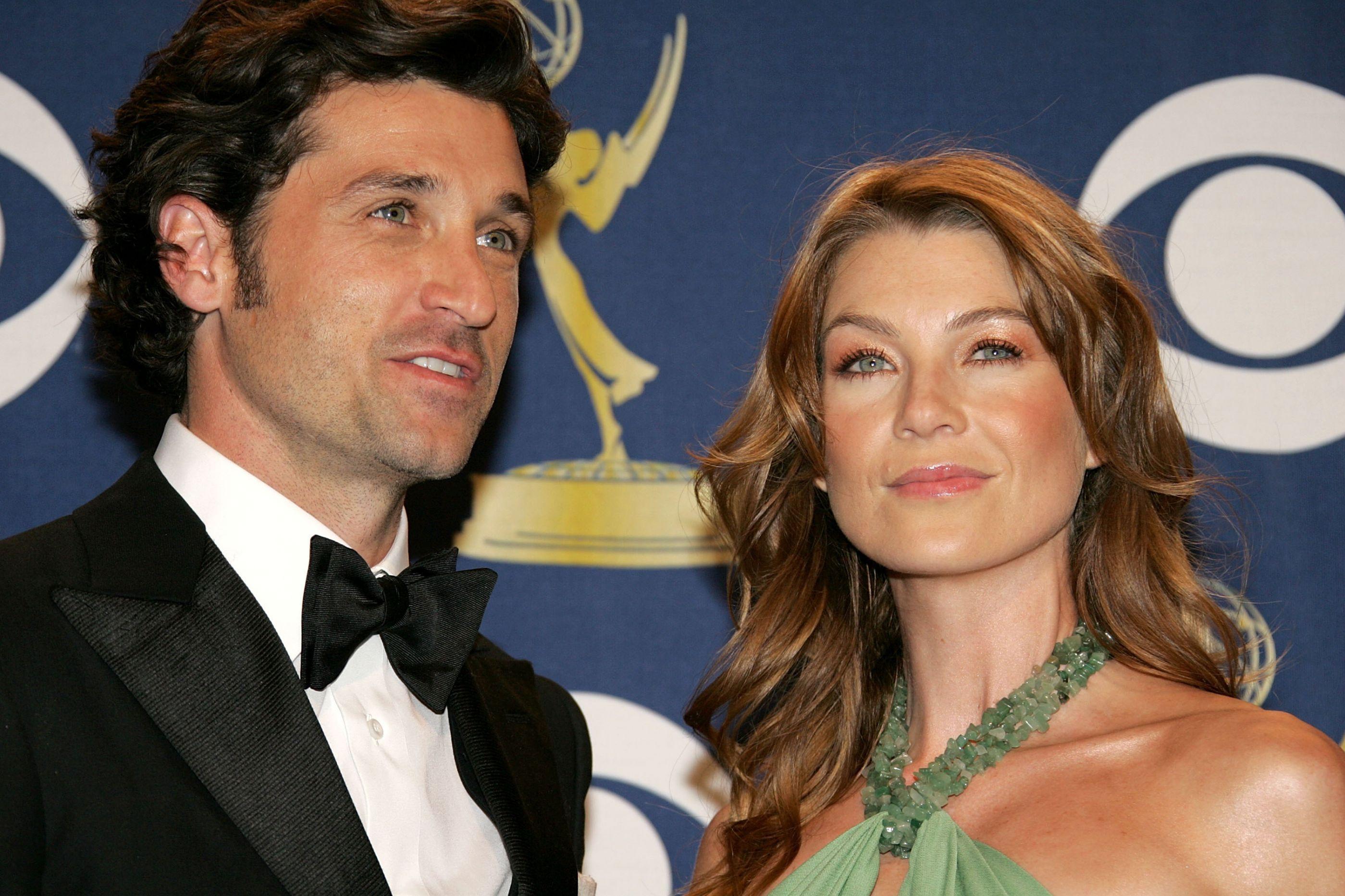 Casal em Grey's Anatomy, Ellen Pompeo e Dempsey não se falam desde 2015