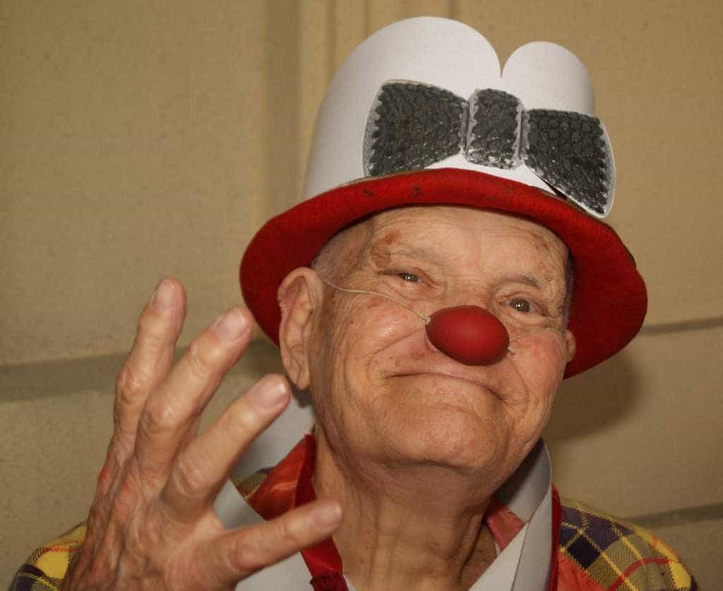 Morre Roger Avanzi, o Palhaço Picolino, aos 96 anos