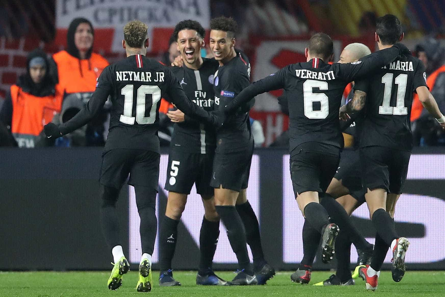 PSG, Liverpool e Tottenham garantem vaga no mata-mata da Champions