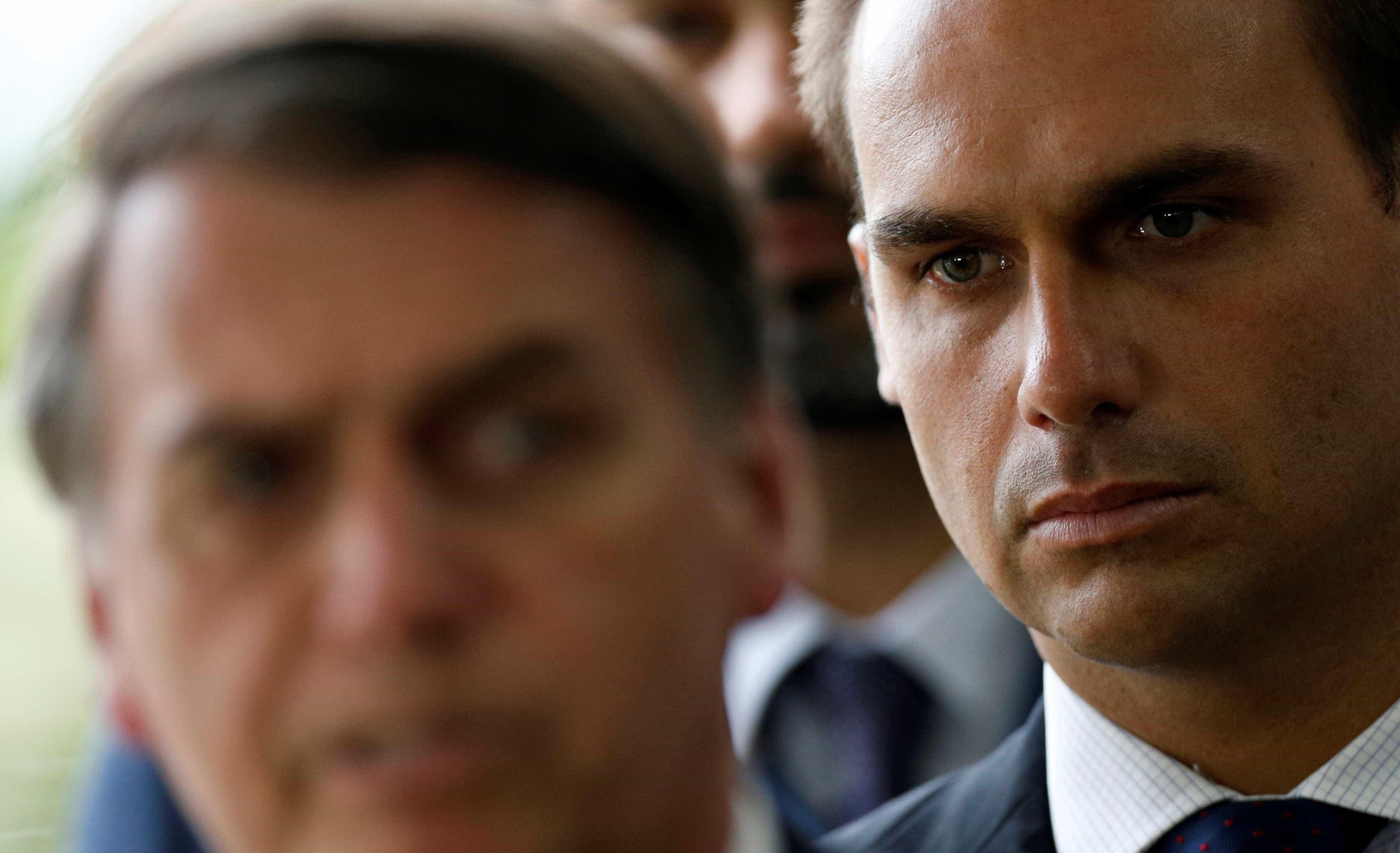 STF dá 15 dias para Eduardo Bolsonaro se defender de denúncia