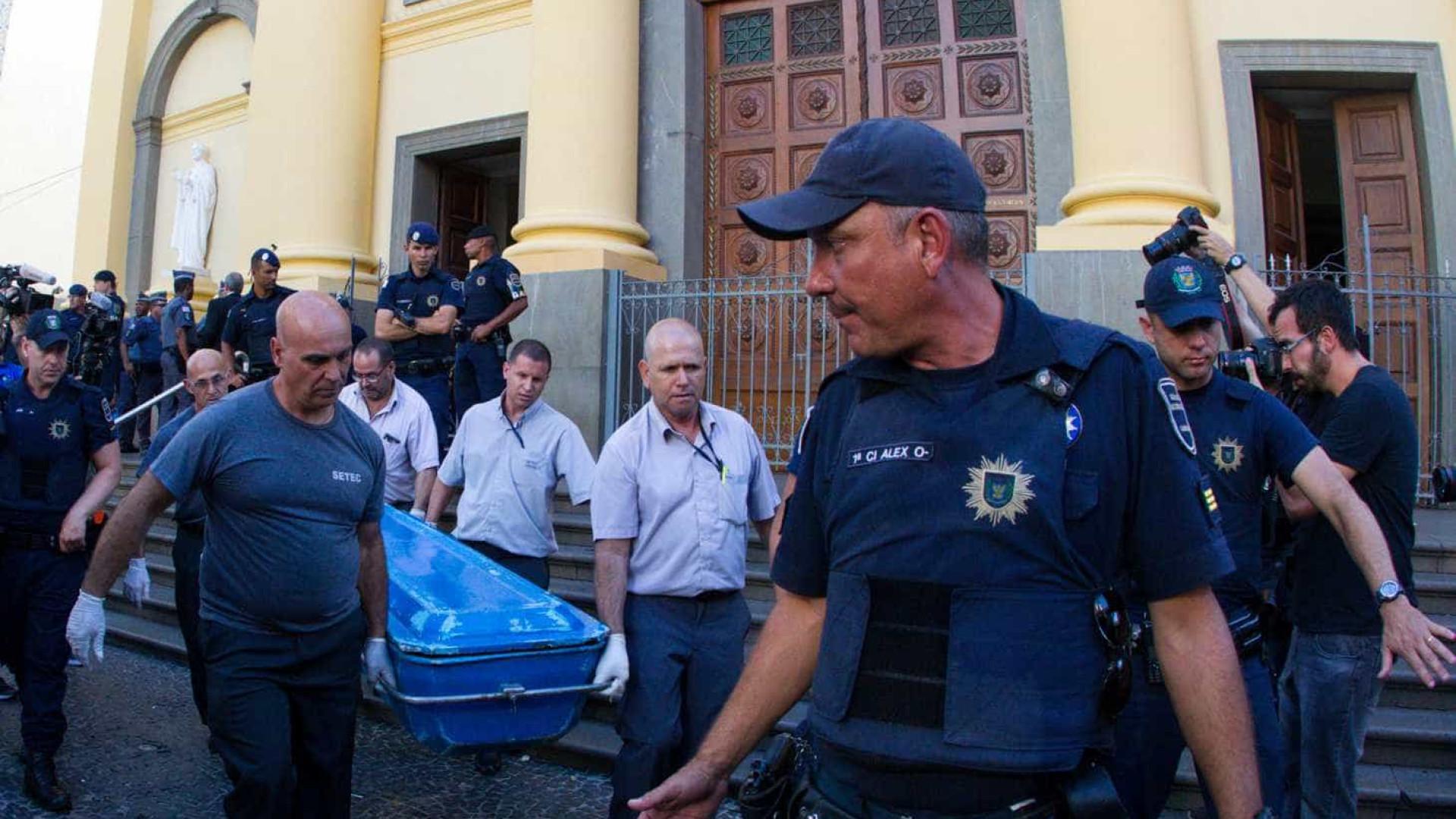c1c5547ebd Saiba quem são os cinco mortos no ataque da catedral de Campinas