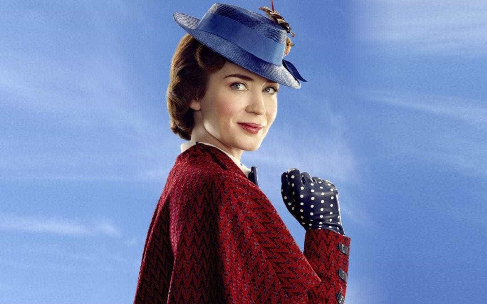 Compositores de Mary Poppins dizem que trilha vai despertar nostalgia