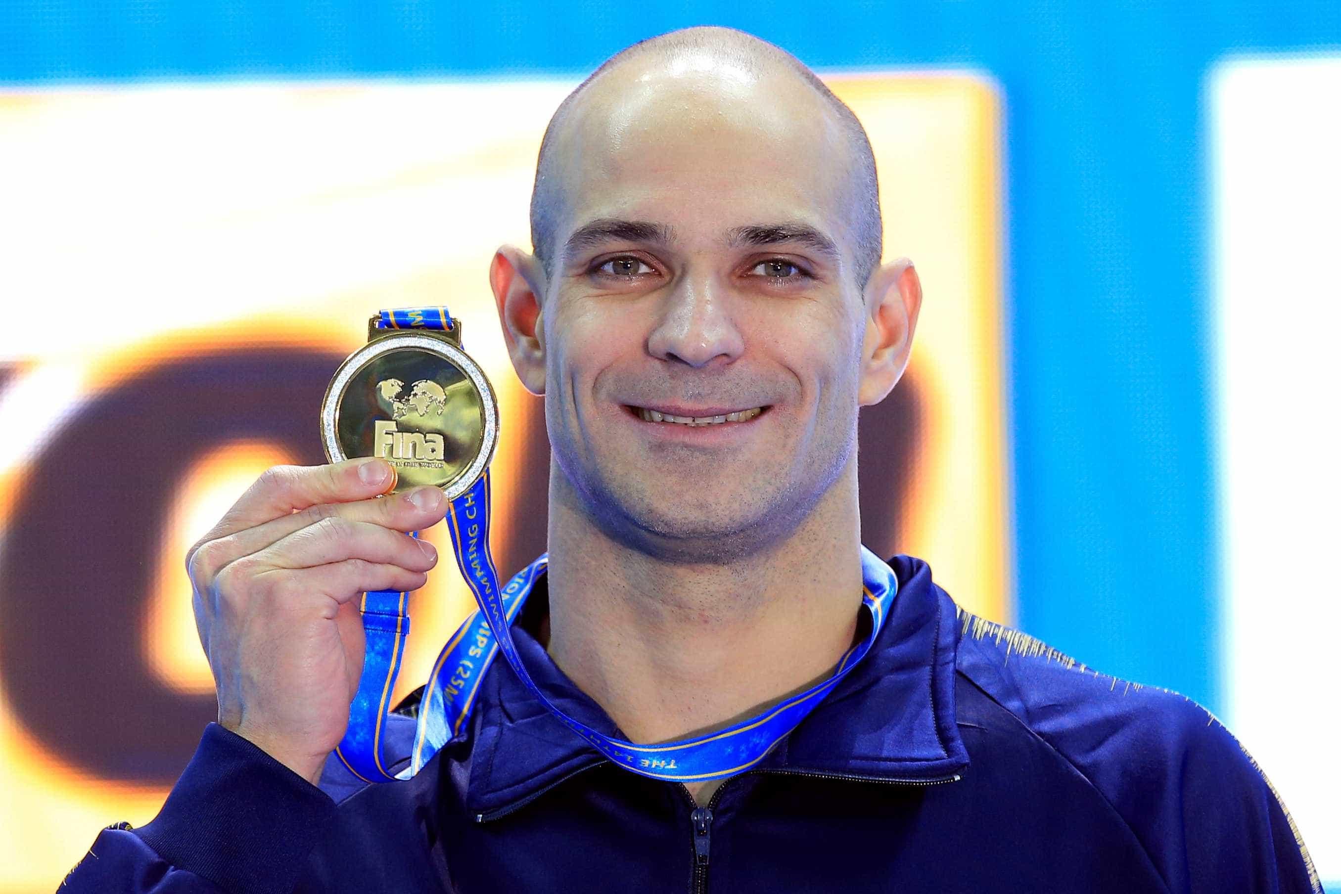 Aos 38 anos, Nicholas Santos conquista bicampeonato mundial na China