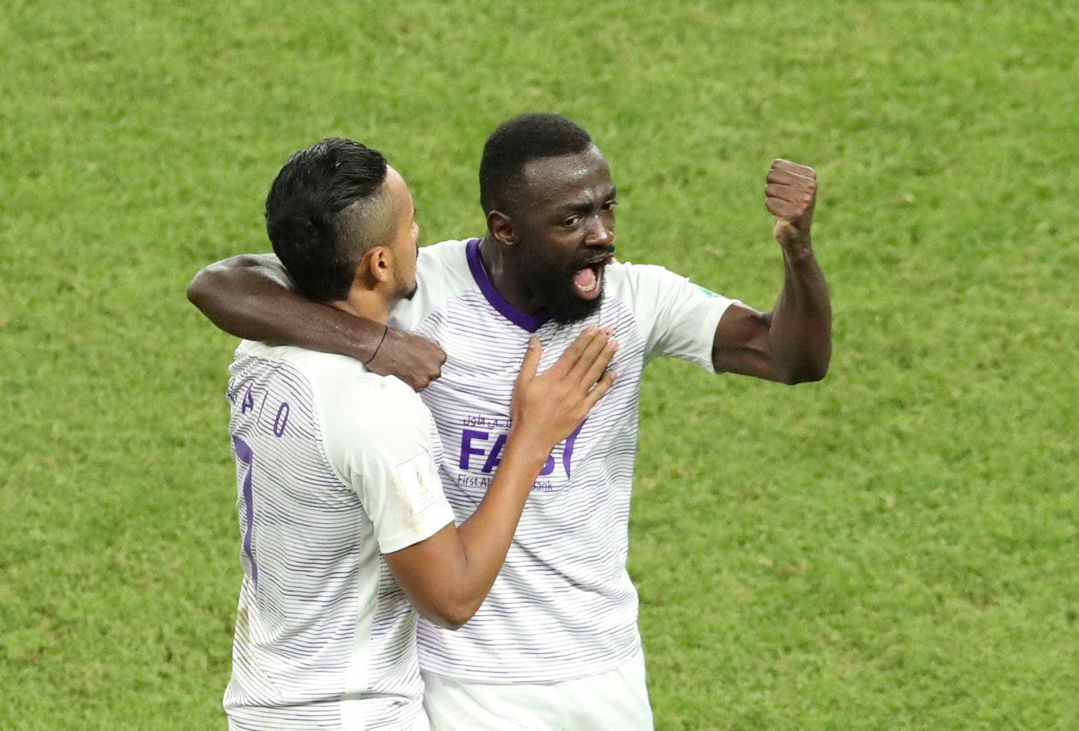 Al Ain bate campeão africano e pega River na semifinal do Mundial