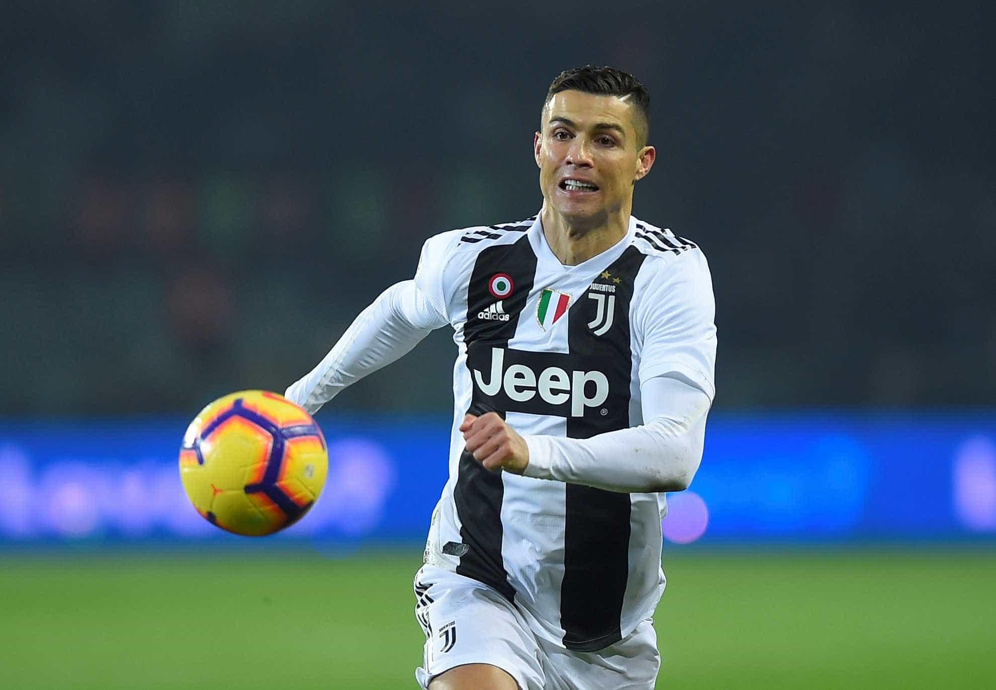 CR7 marca, Juventus vence clássico de Turim e continua soberana