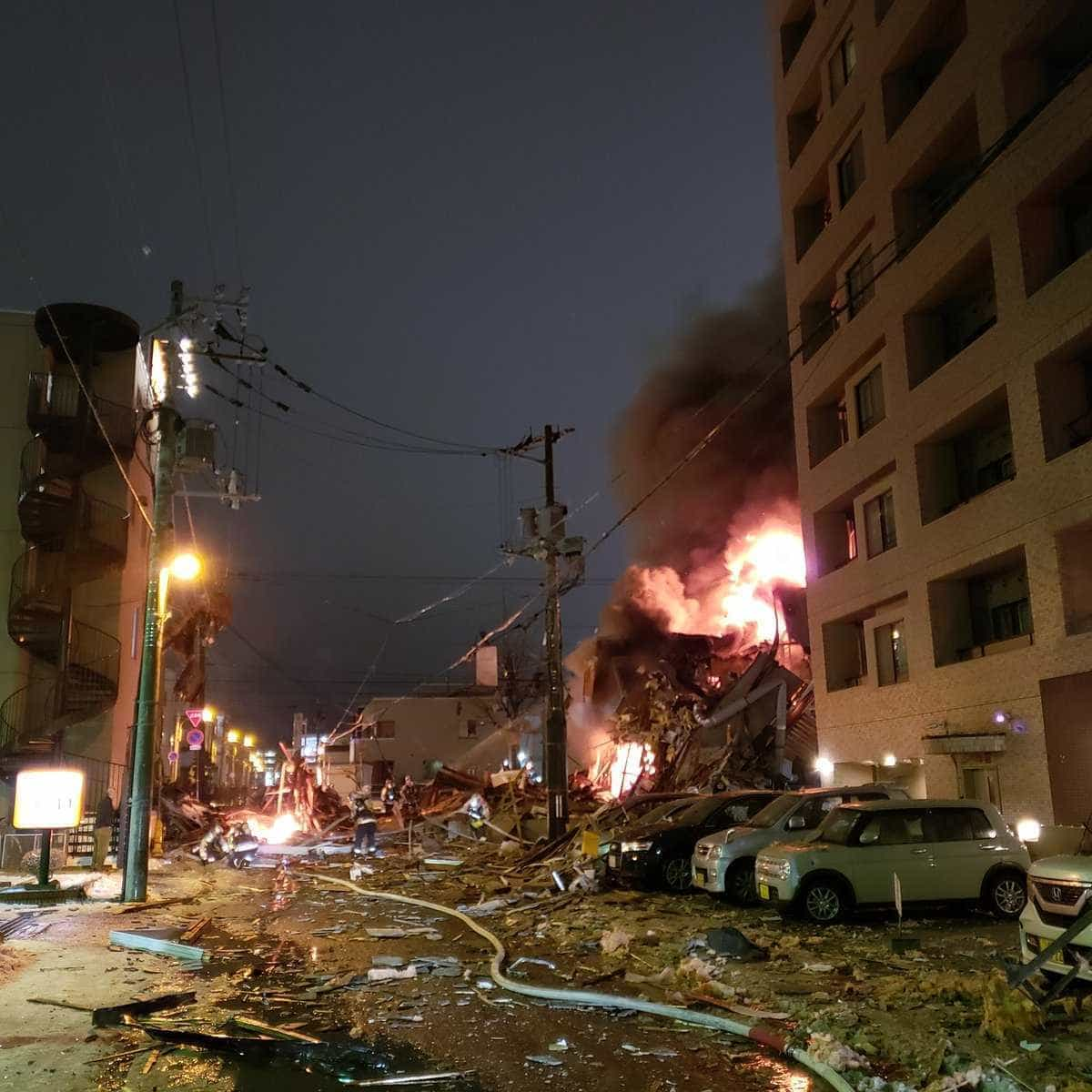 Explosão em restaurante no Japão deixa 41 feridos