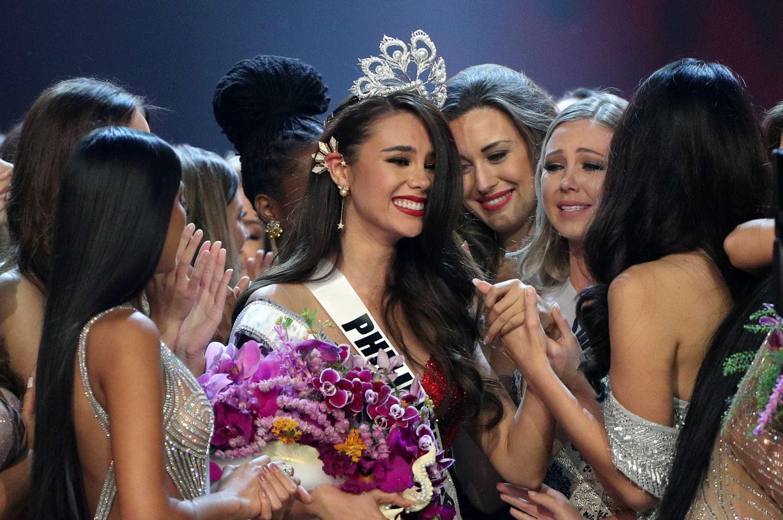 Pela quarta vez, Filipinas vencem Miss Universo