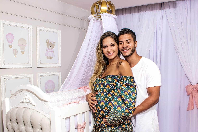 Relembre 8 quartos de bebês dos famosos neste ano