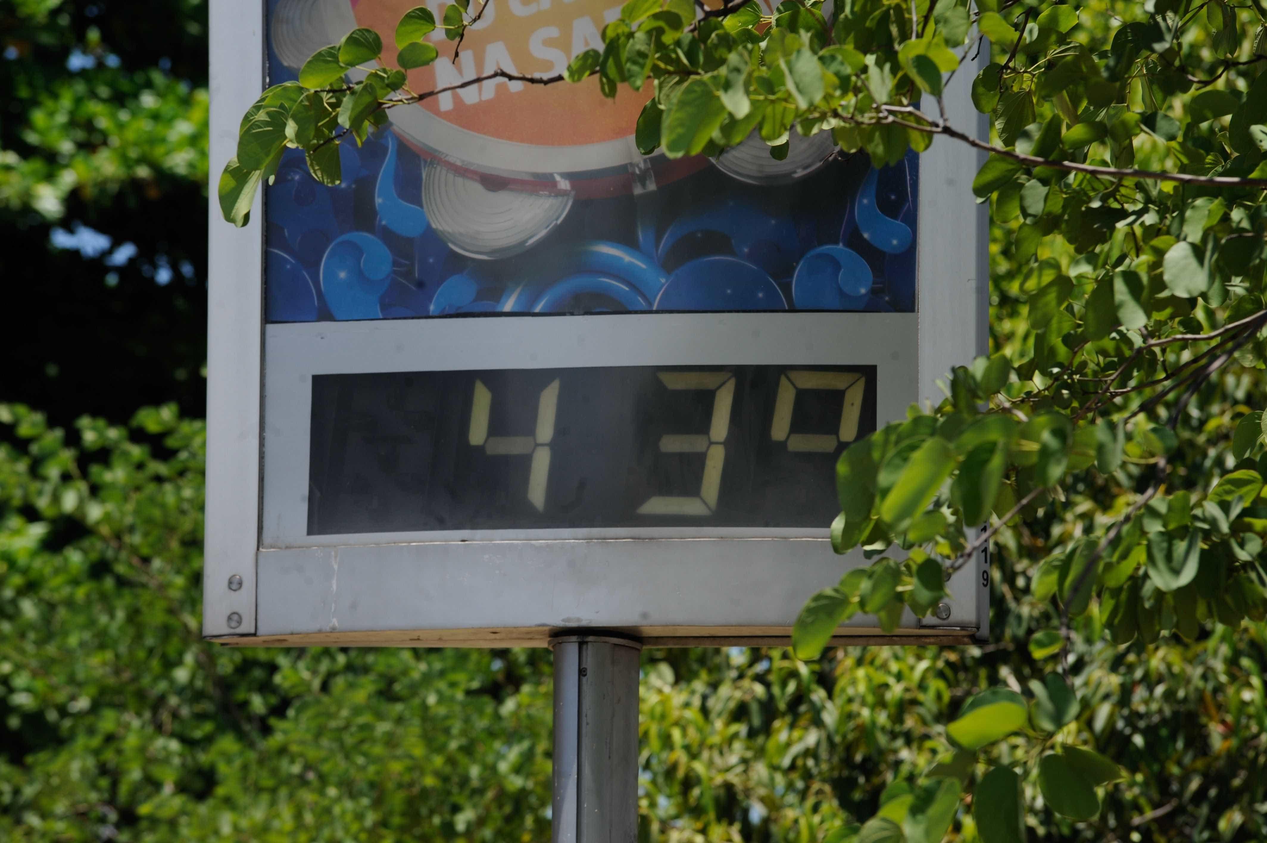 2018 foi o quarto ano mais quente já registrado na história