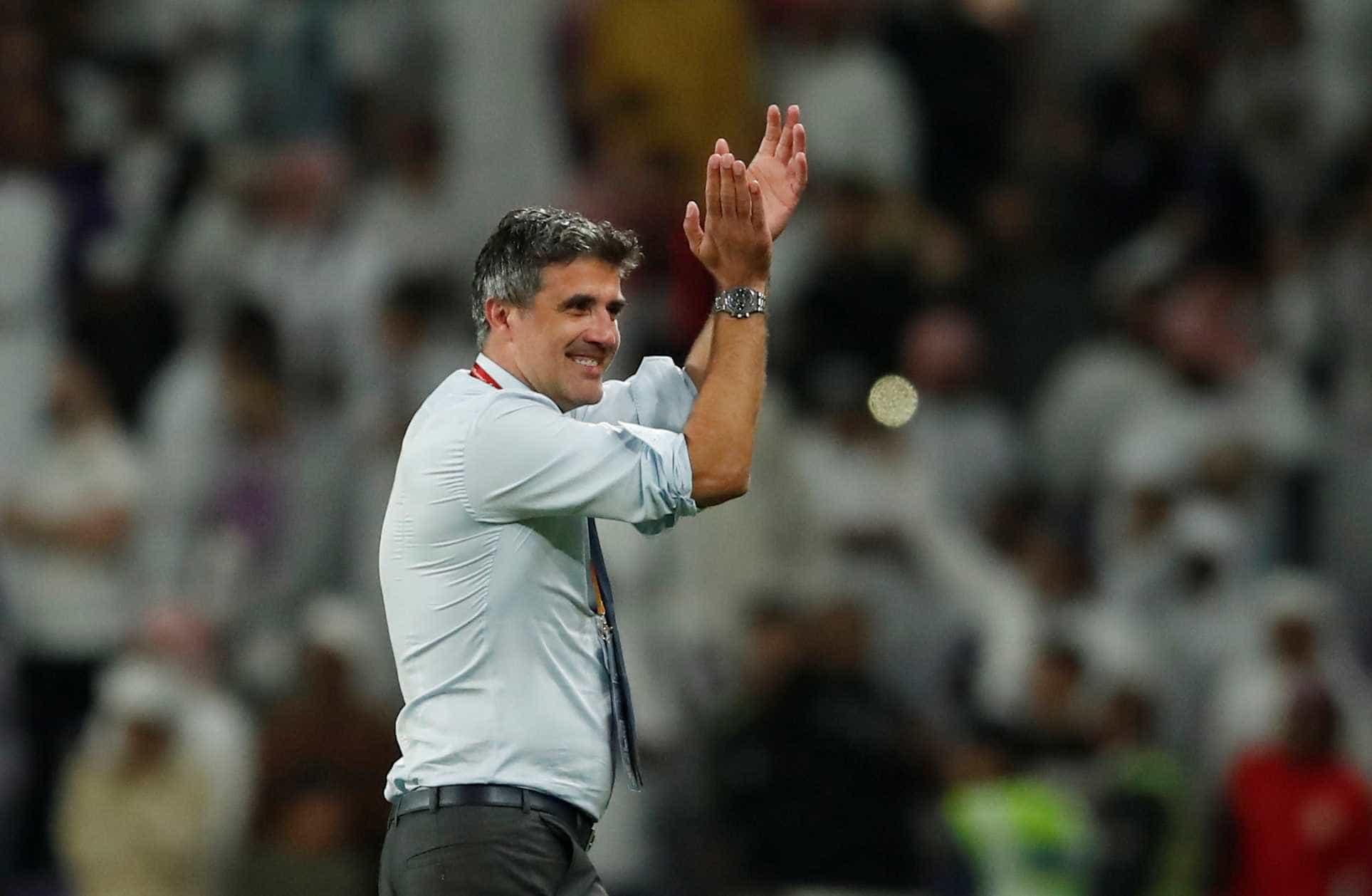 Técnico do Al Ain sobre eliminar o River: 'Tudo é possível no futebol'