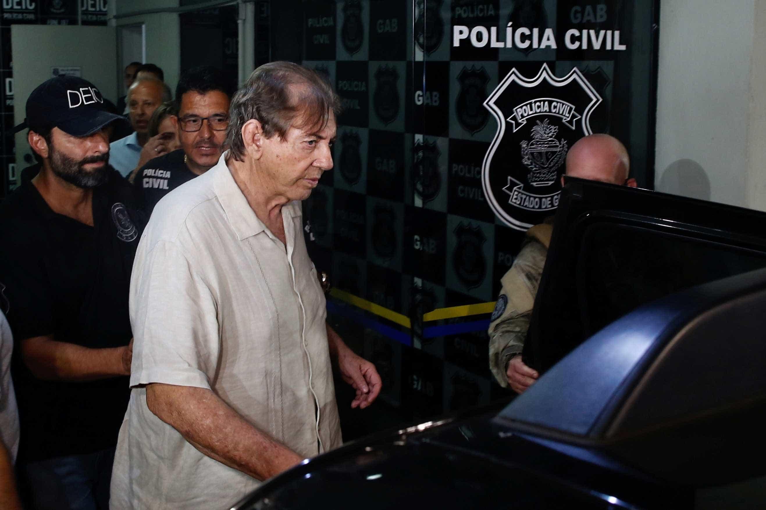 João de Deus tem prisão domiciliar negada pelo STF
