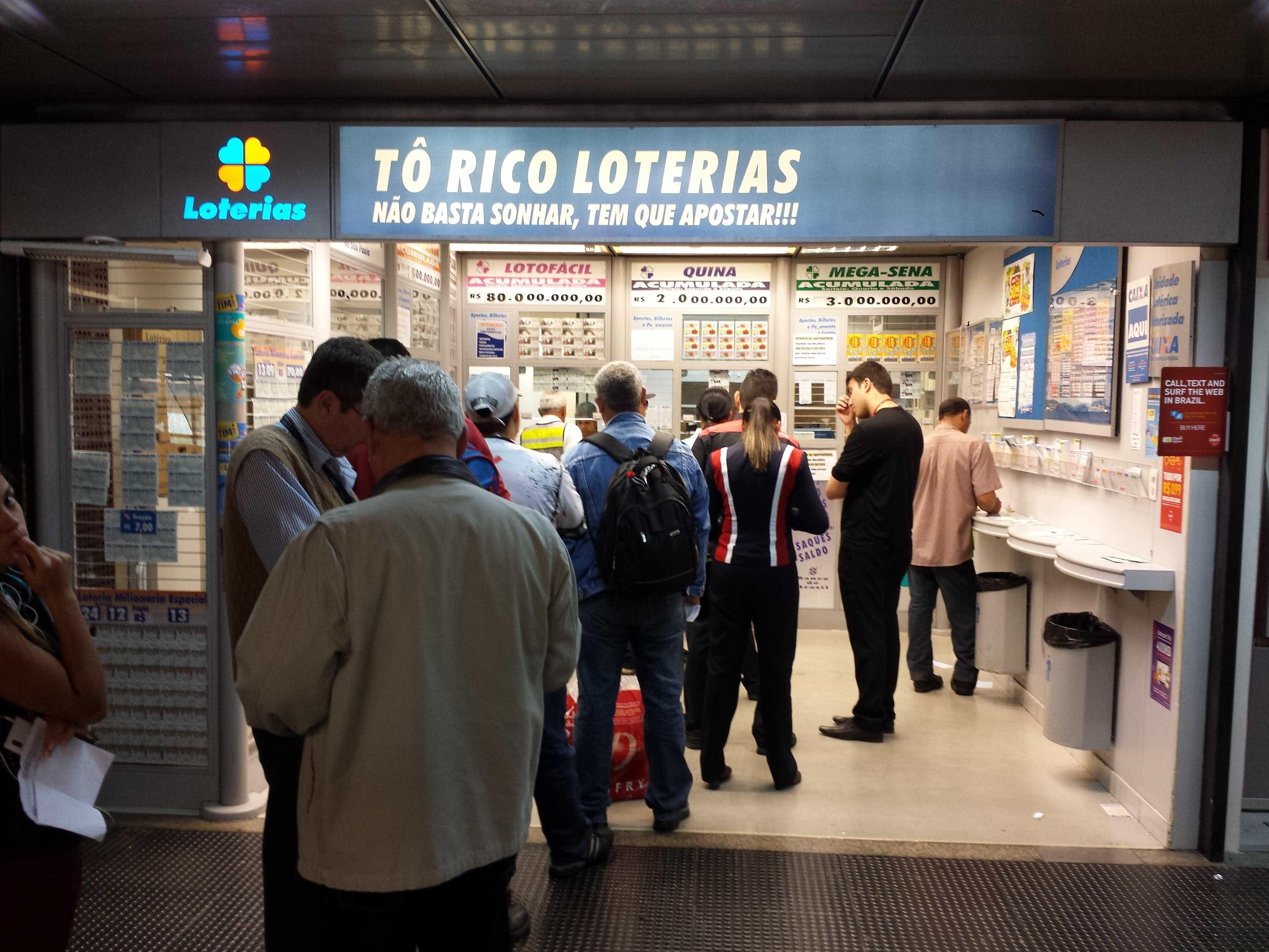 Apostador do RS leva mais de R$ 2 milhões em prêmio da Lotofácil
