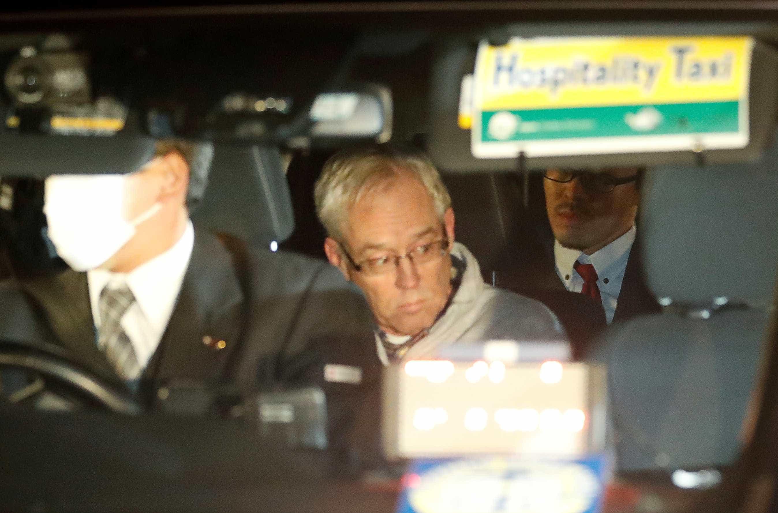 Japão: Greg Kelly, ex-diretor da Nissan, é libertado após pagar fiança