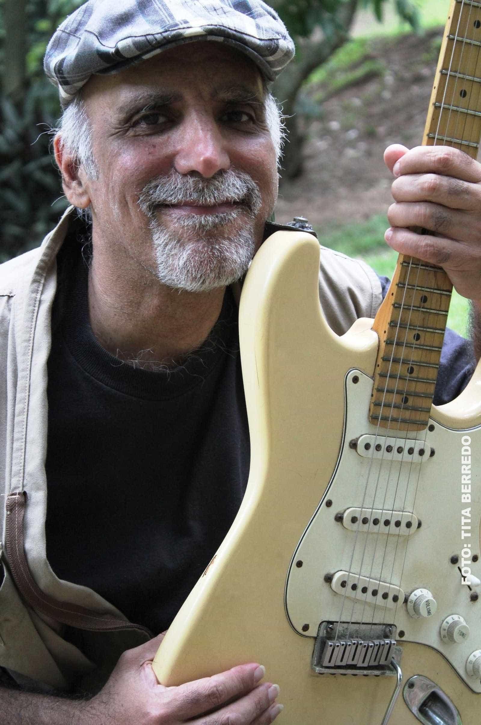 Morre aos 61 anos, ex-guitarrista da banda Lobão e Os Ronaldos