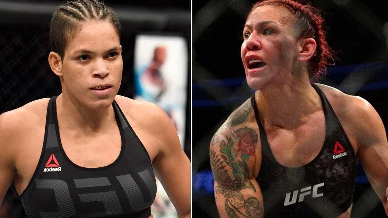 Duelo entre Amanda Nunes e Cris Cyborg põe Brasil no topo do UFC