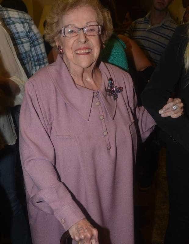 Morre aos 87 anos a atriz Etty Fraser