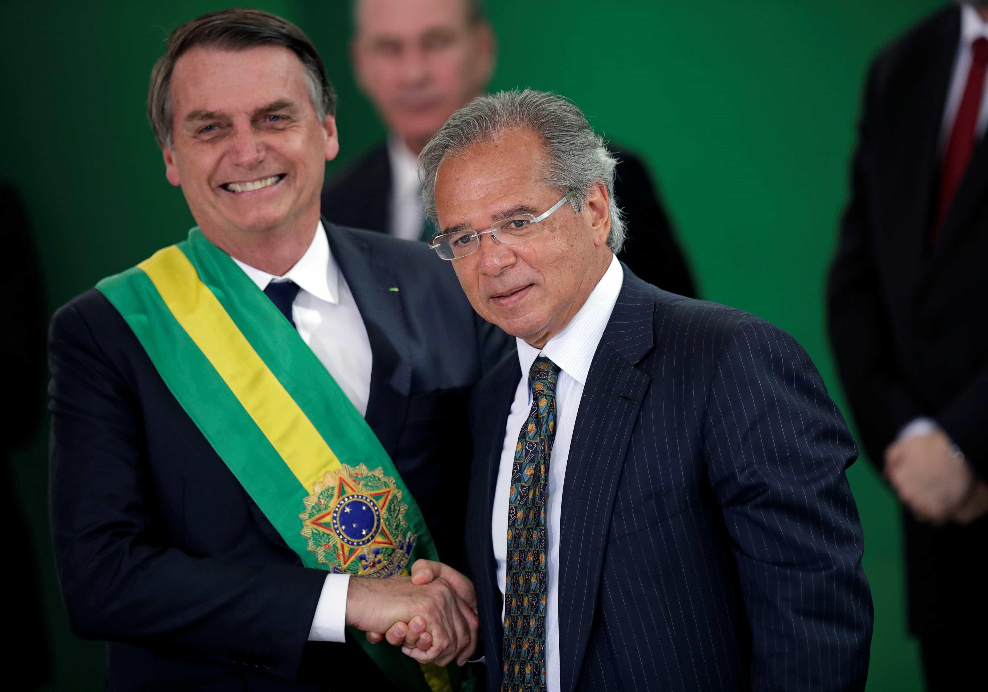 Guedes refuta título de superministro: 'É uma construção conjunta'