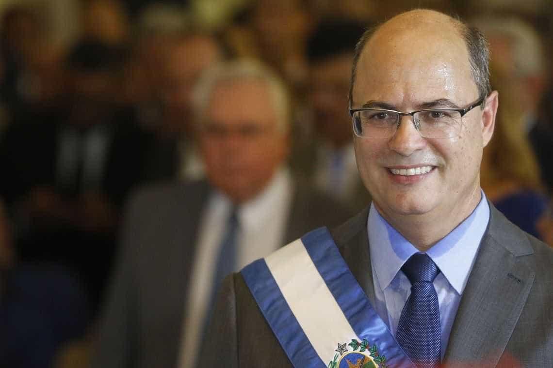 Governador do Rio volta a defender uso de snipers na segurança pública