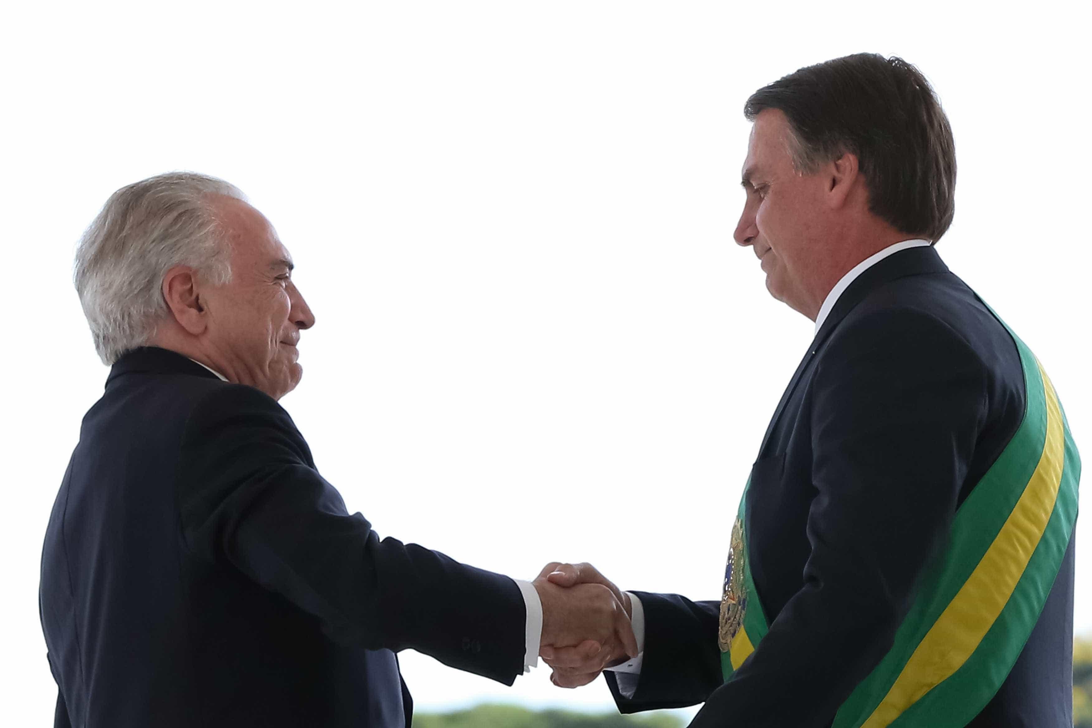 Bolsonaro sanciona Medida Provisória criada no governo Temer
