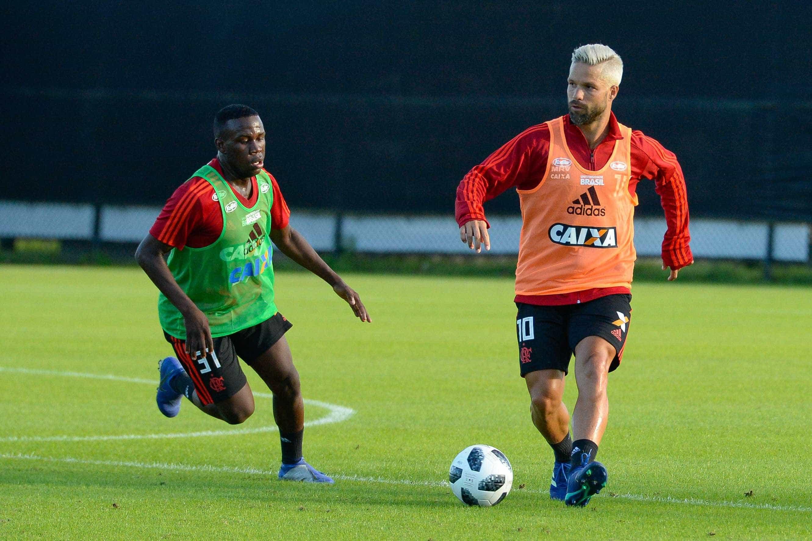 Com camisa 9 vaga, Flamengo define numeração fixa para esta temporada