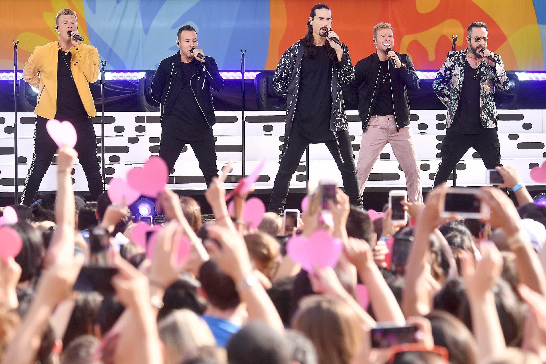 Quarentões, Backstreet Boys e Spice Girls ensaiam 'revival' dos anos 90