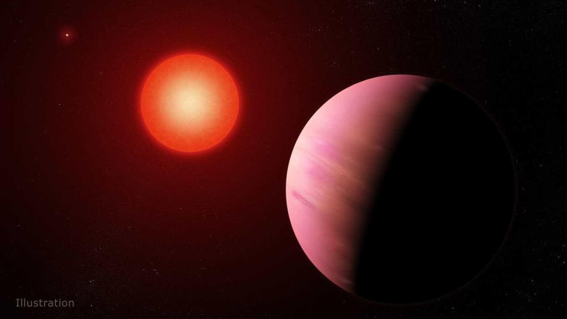 Cientistas descobriram um novo planeta que pode conter vida