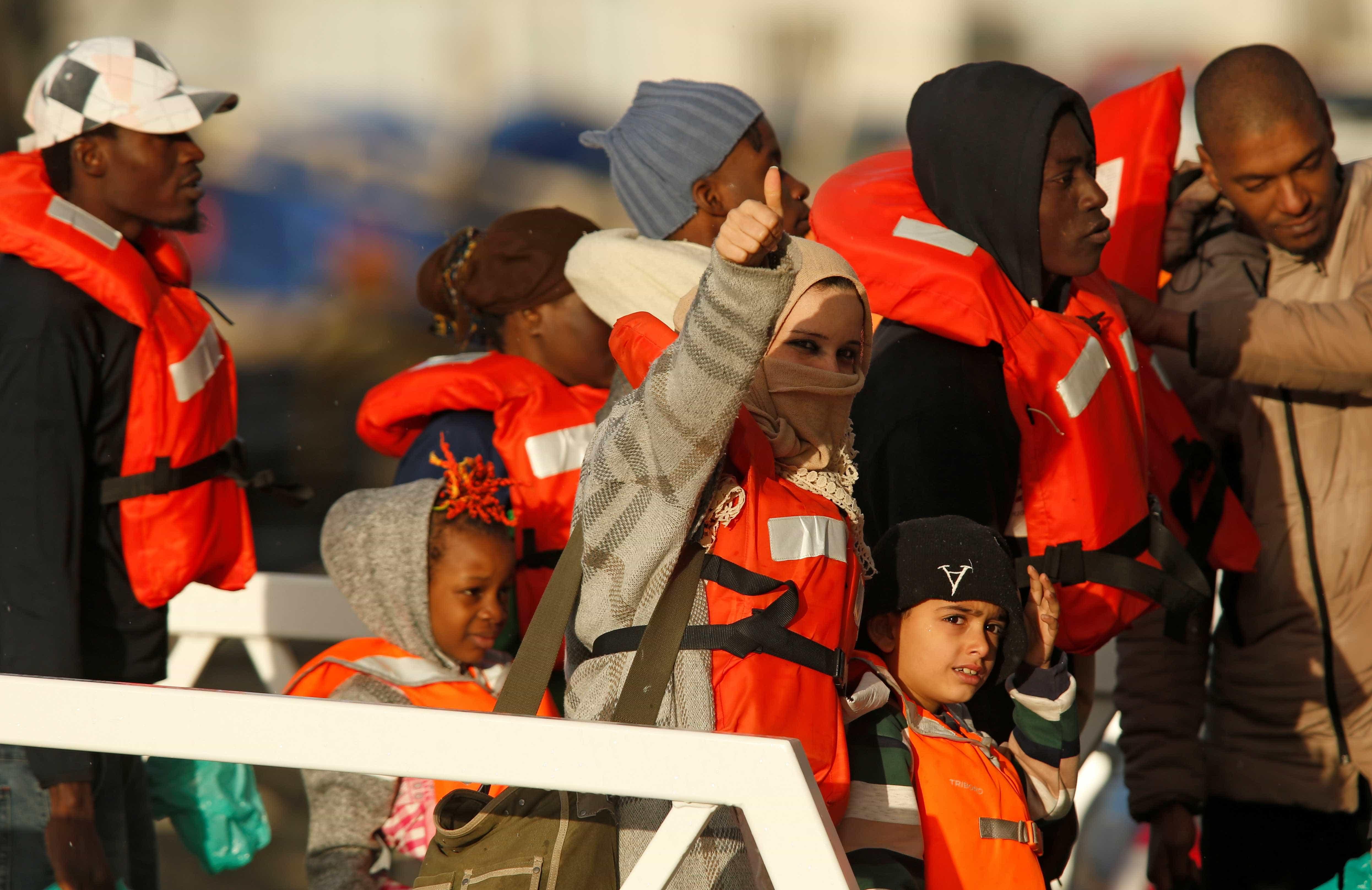 Malta anuncia acordo para redistribuir imigrantes à deriva