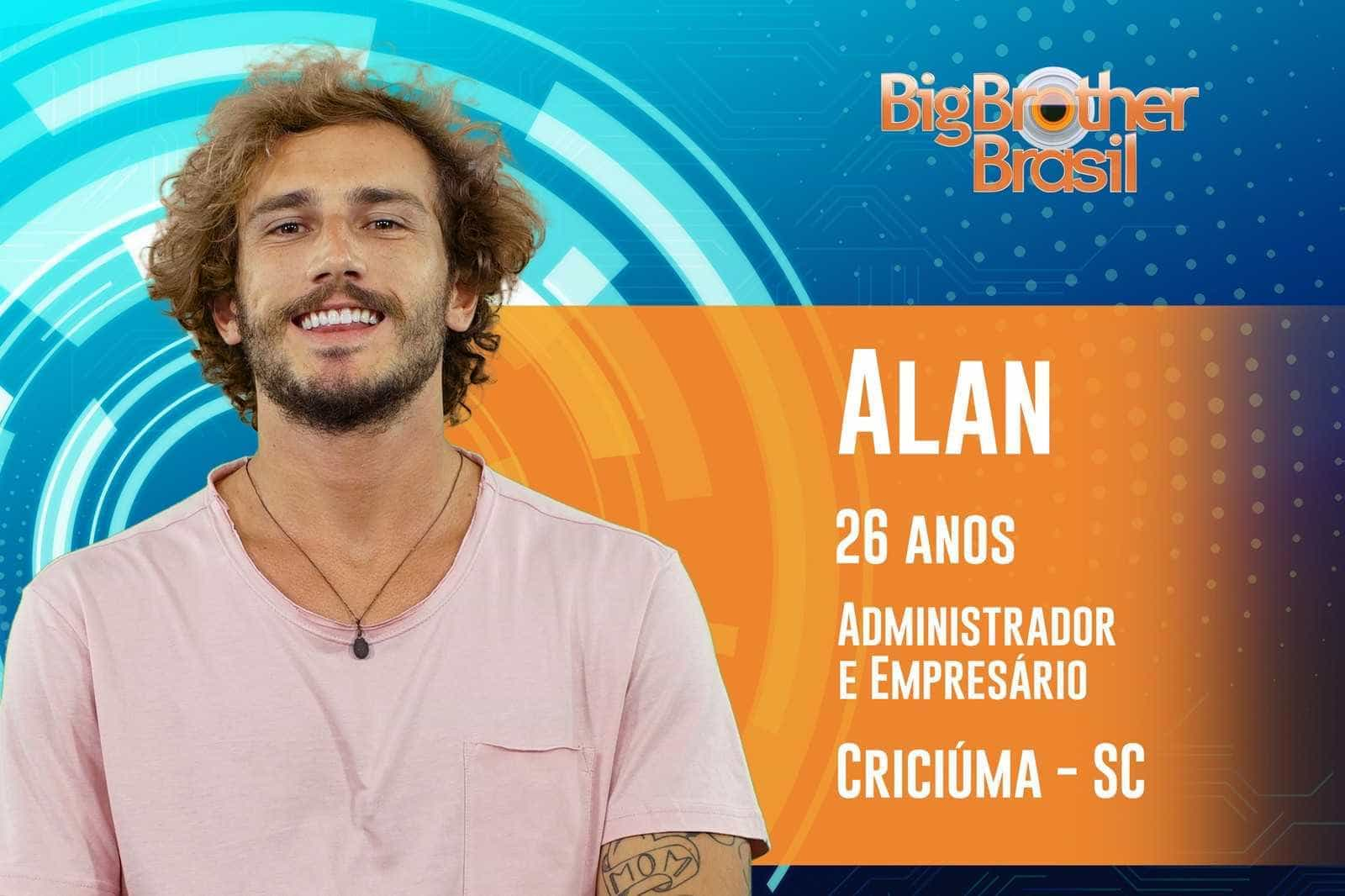 1º participante do BBB é surfista, lembra João Zoli e diz ser calmo