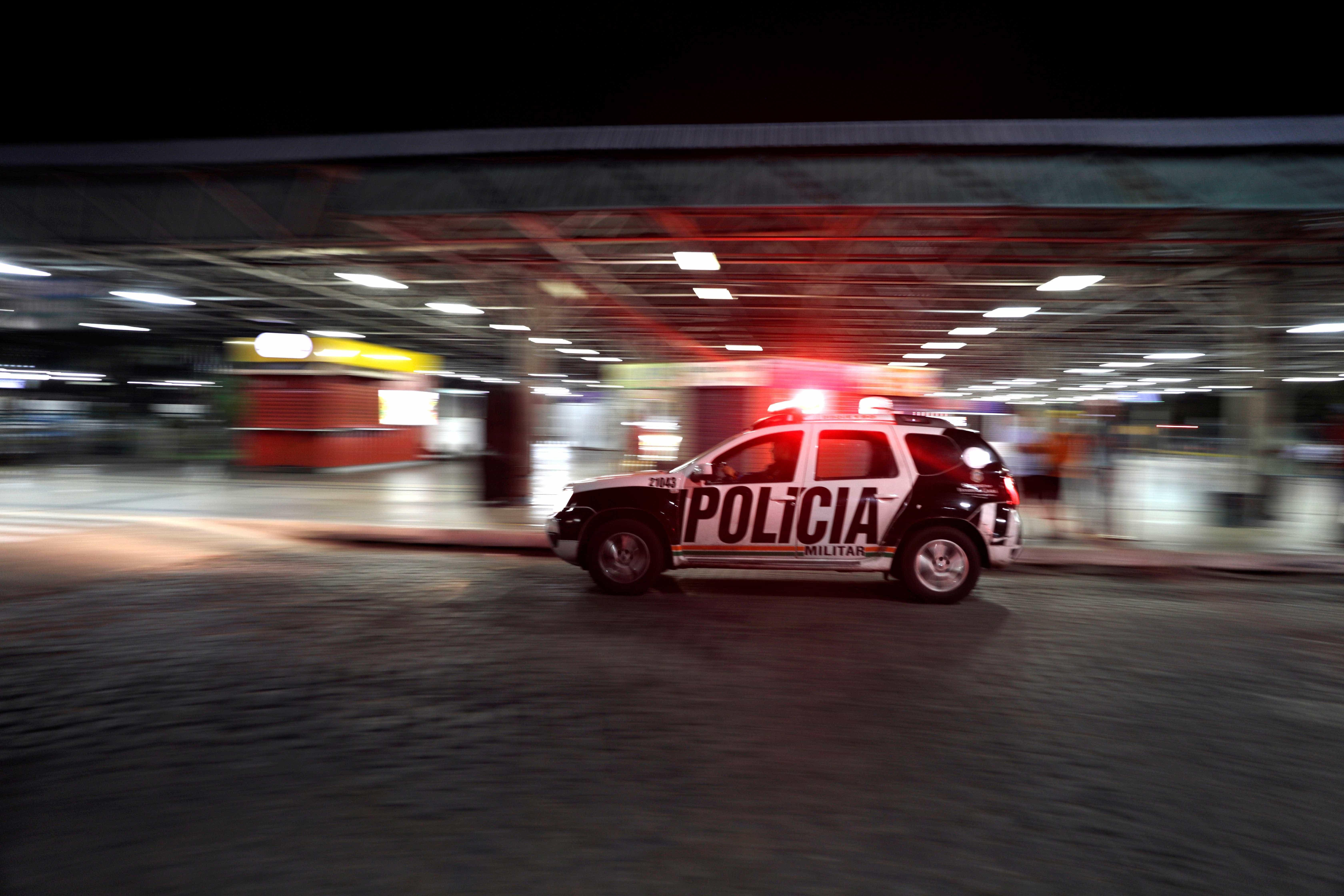 Governador atualiza para 215 o número de presos no Ceará