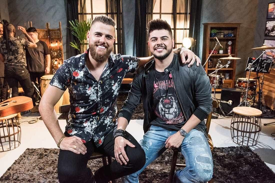 Dupla sertaneja Zé Neto e Cristiano lança 2º álbum acústico
