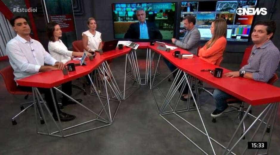 'Gemidão do WhatsApp' invade programa da GloboNews ao vivo