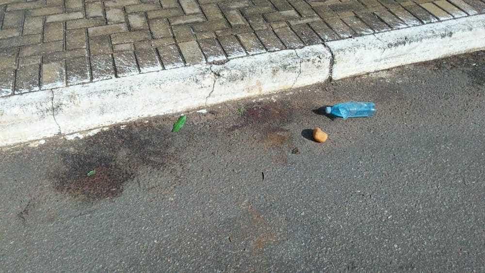 Família identifica cabeça humana achada em calçada de Goiânia