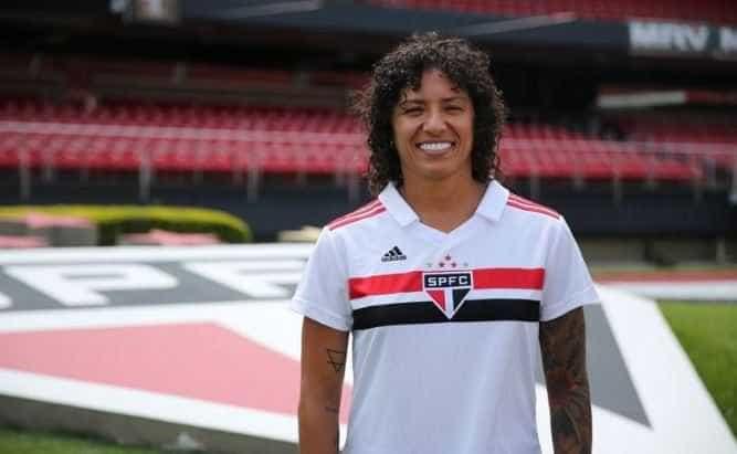 São Paulo anuncia contratação da atacante Cristiane para o feminino