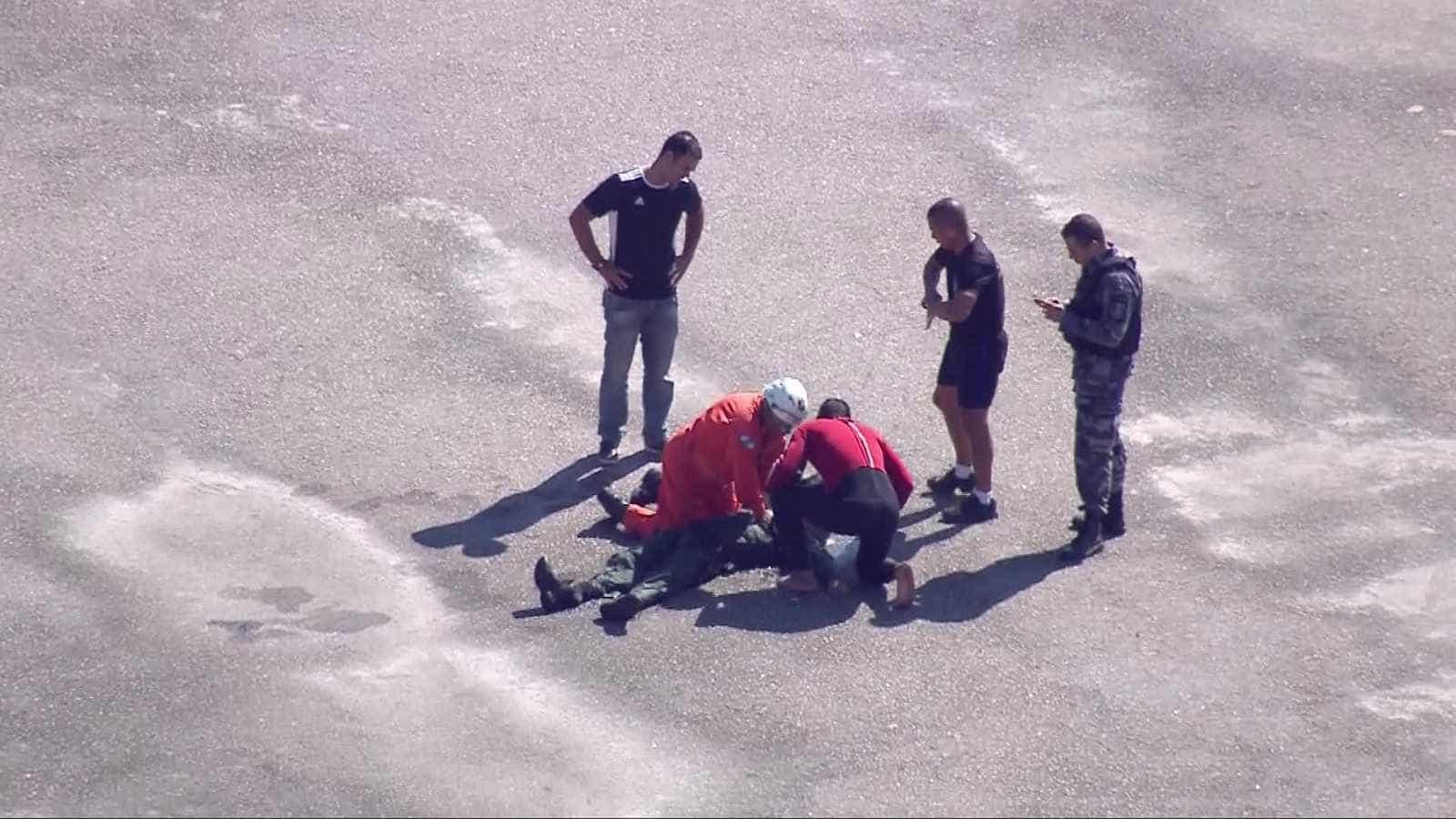 Sargento que morreu em queda de helicóptero no Rio será sepultado hoje