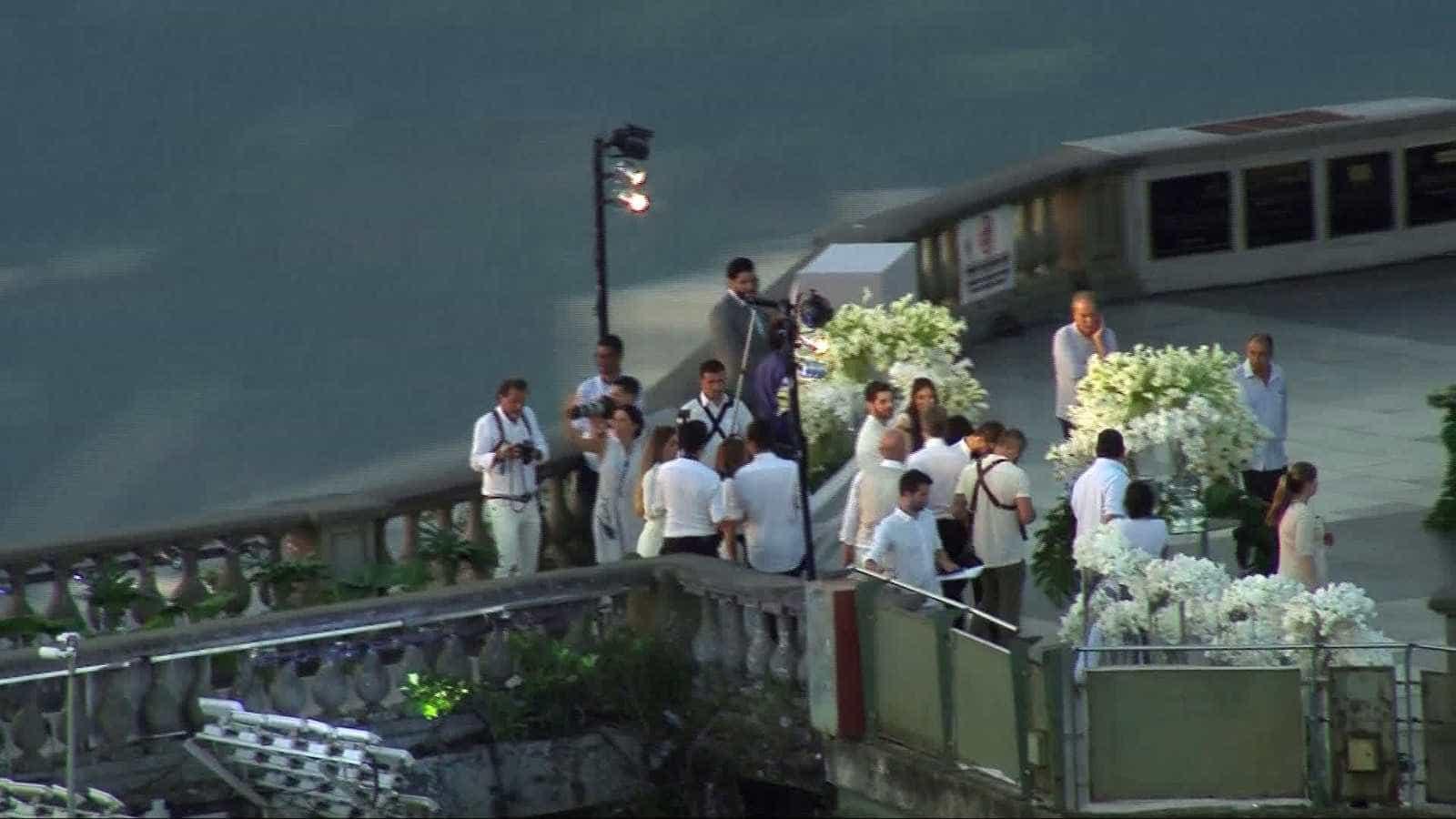 DJ Alok se casa com médica Romana Novais ao nascer do sol no Rio