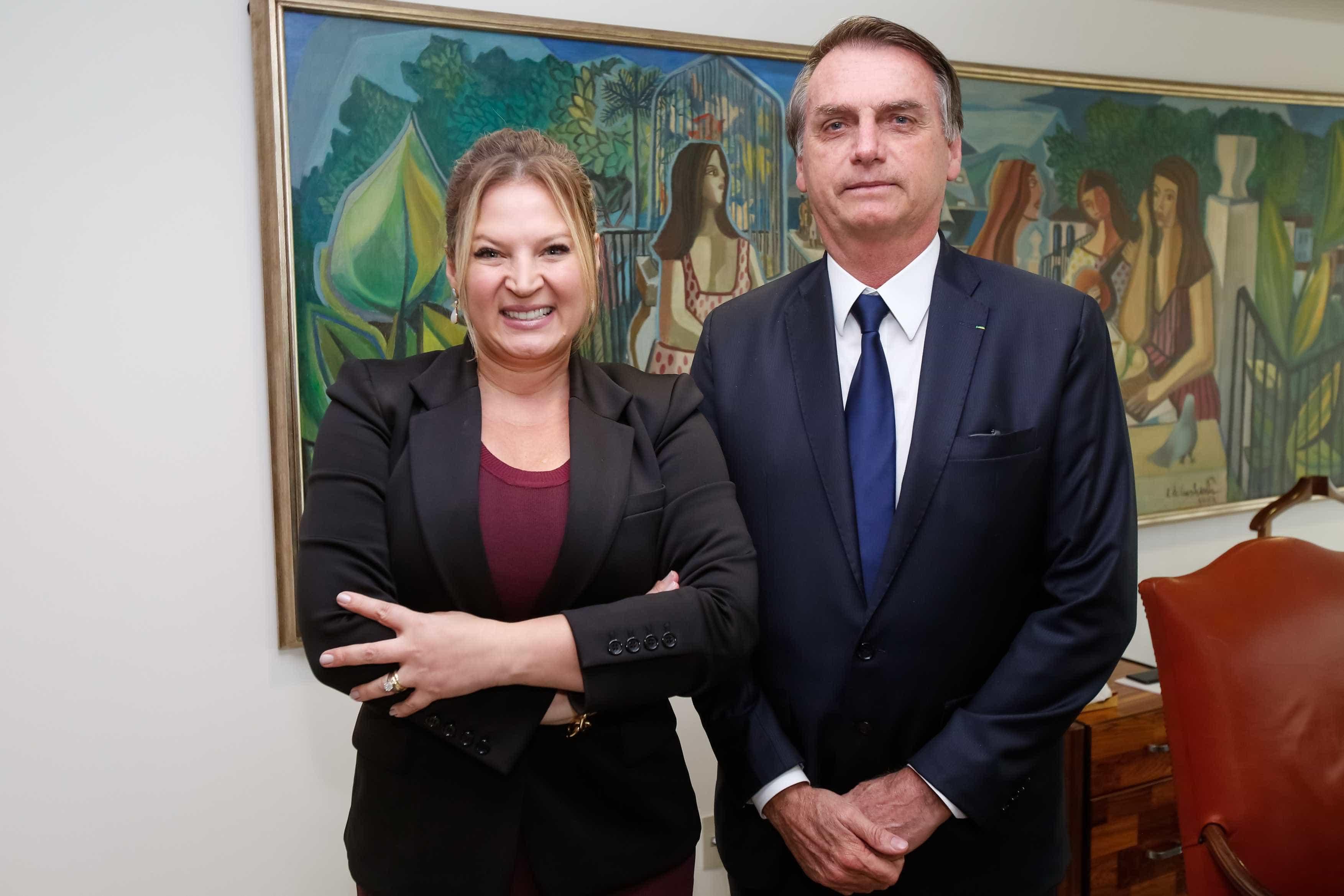Joice: saída de Bebianno é 'ferida' na relação do governo com Congresso