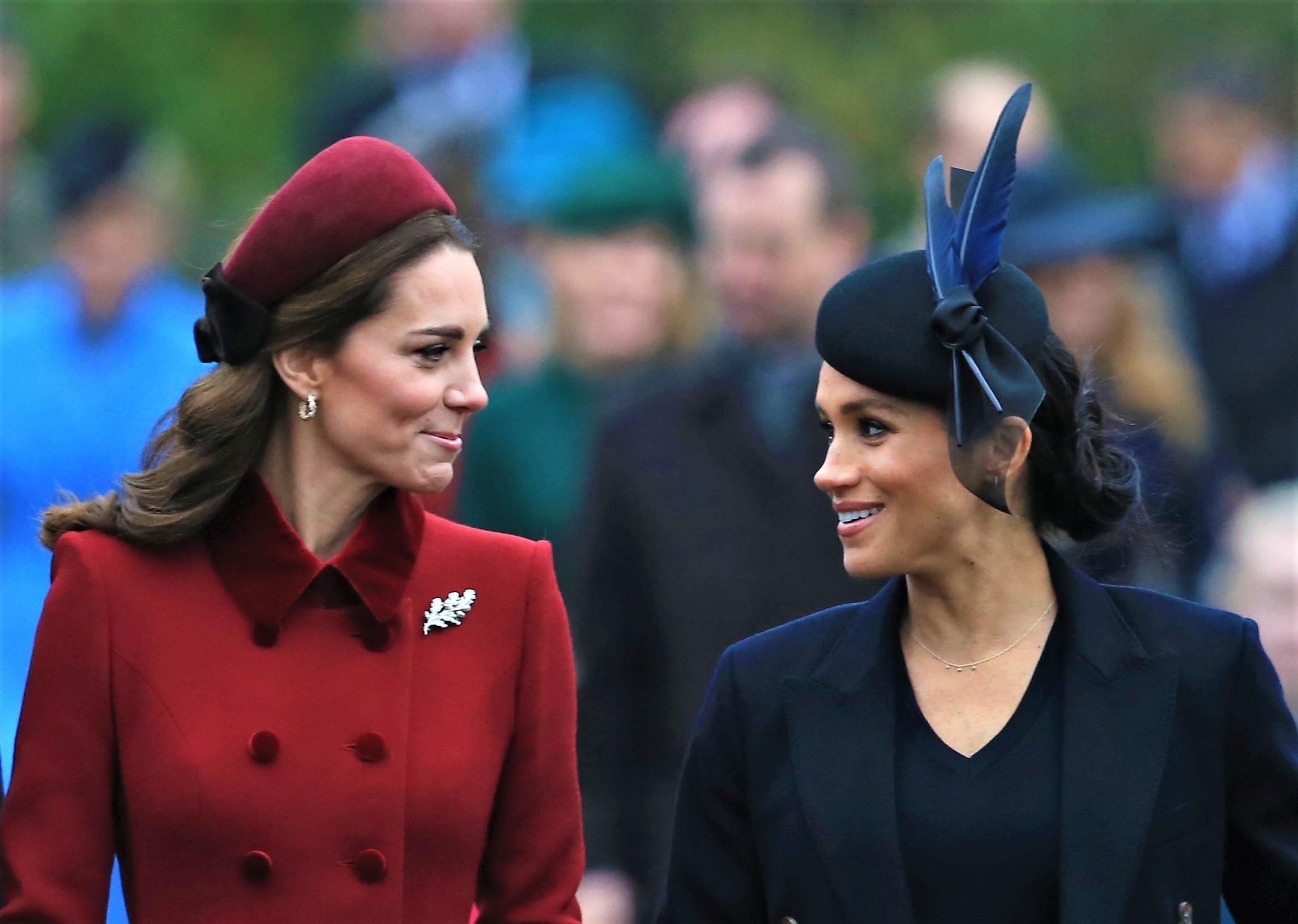 Aniversário da rainha Elizabeth causa atrito entre Kate e Meghan