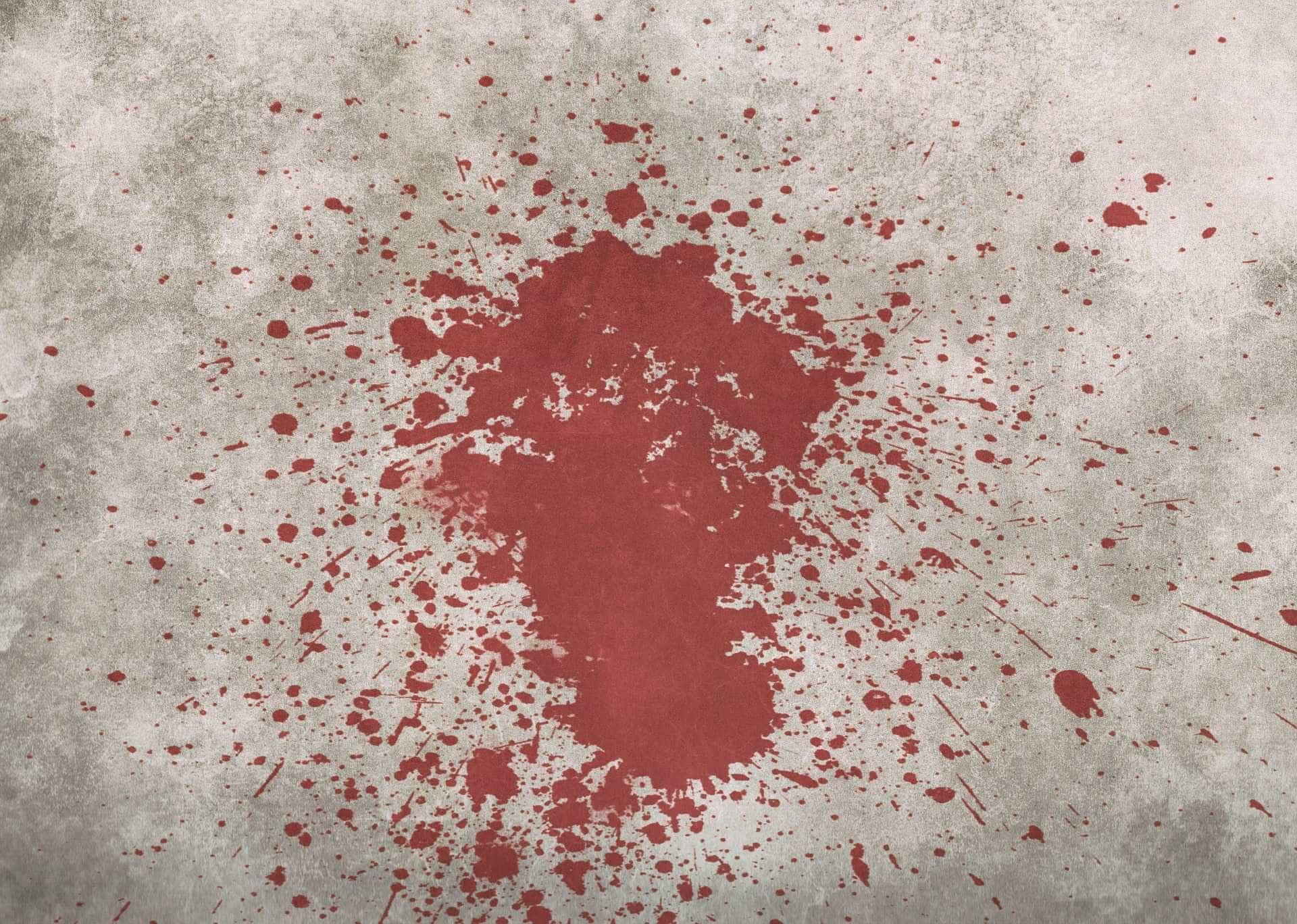 Homem simula própria morte com ketchup e é achado dormindo no RS