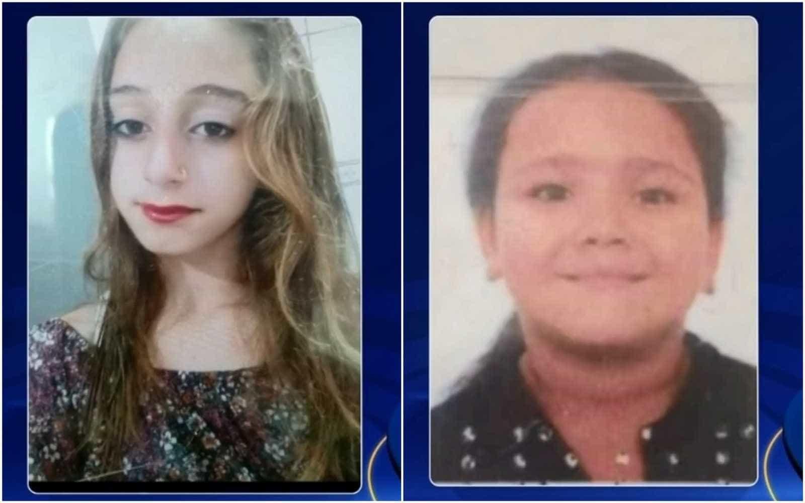 Amigas de 12 anos desaparecem em SP e famílias buscam informações