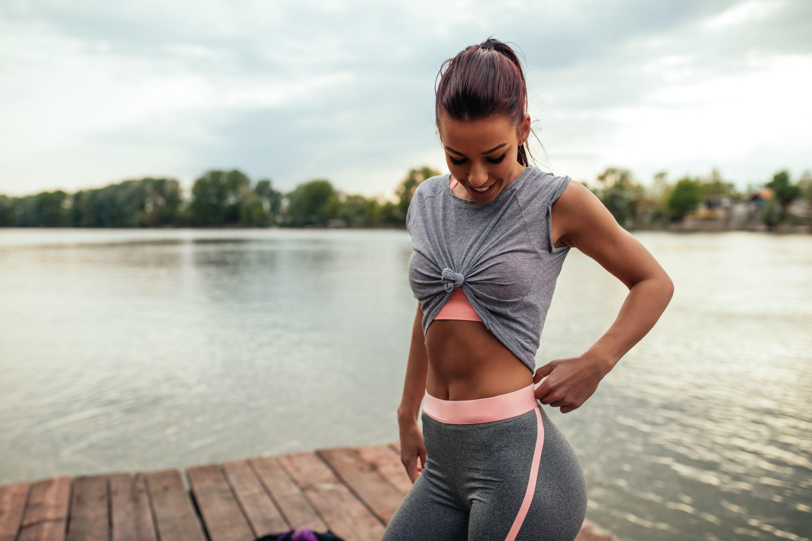 Proteína ajuda a queimar gordura abdominal sem treinar