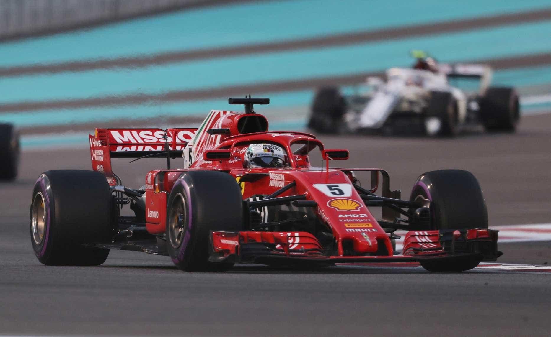 Ferrari promove mudança diretiva para acabar com jejum de 11 anos