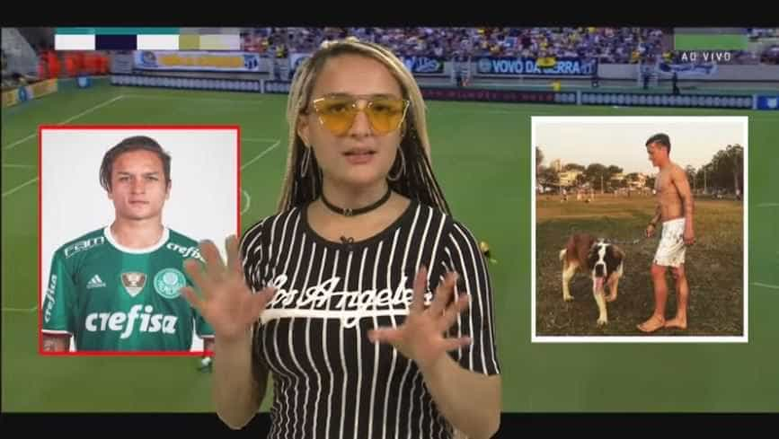 Programa de TV analisa corpo de jogadores e é alvo de críticas