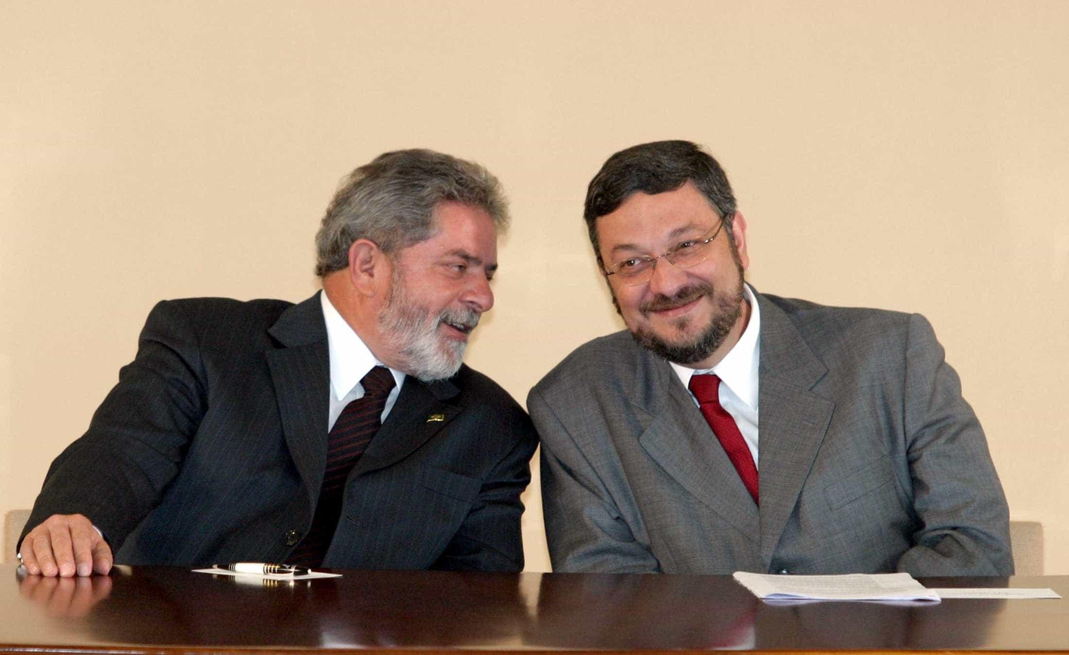 Palocci reafirma que Lula negociou repasses a filho com lobista