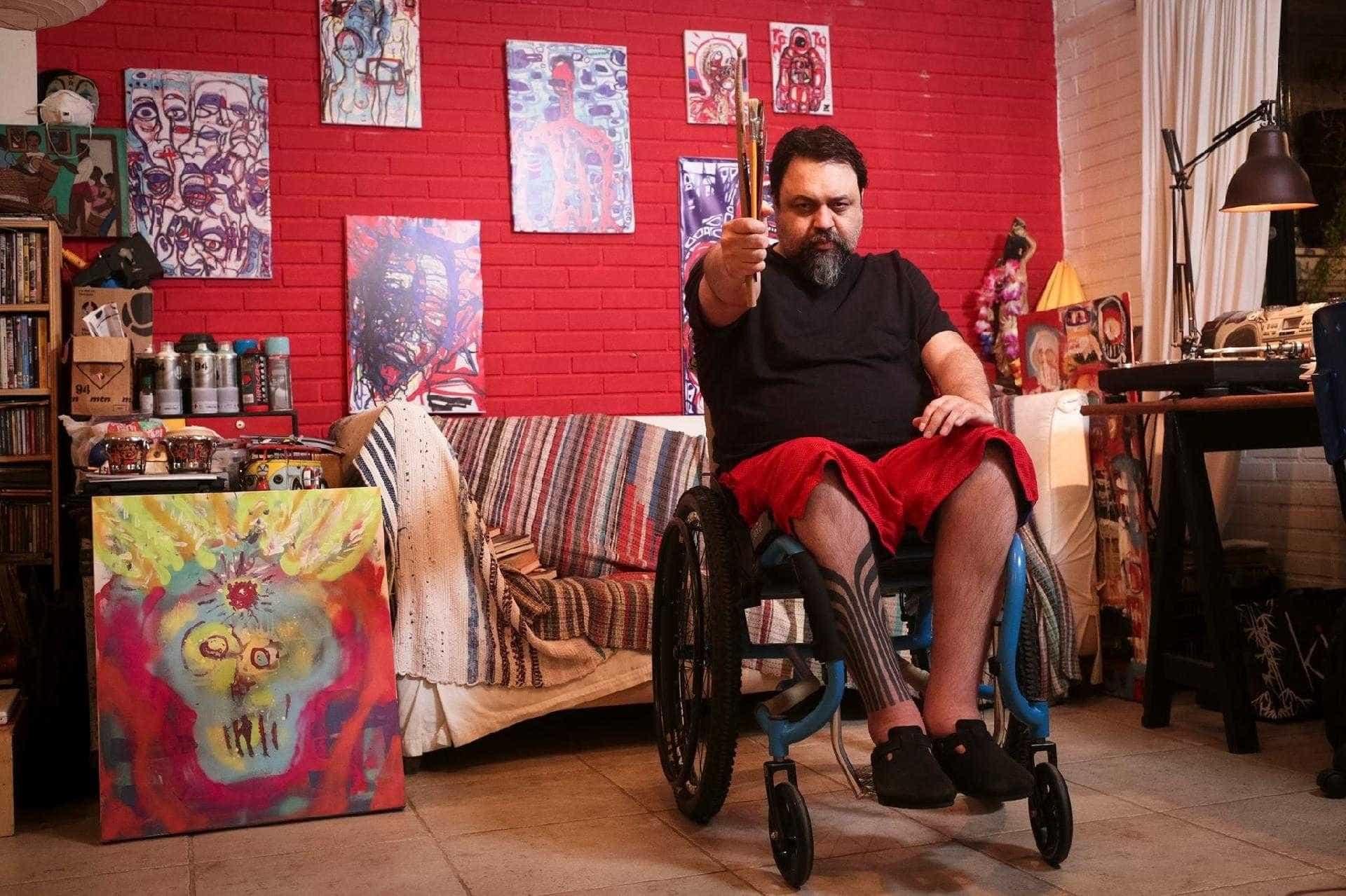 Morre Marcelo Yuka, fundador da banda O Rappa, aos 53 anos